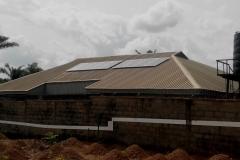 2.25KW Solar Installation at Abakaliki, Ebonyi State.