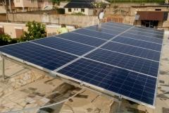 4kw  installation at Enugu