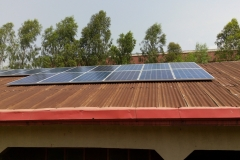 3.75KW Solar Installation at Okigwe, Imo State