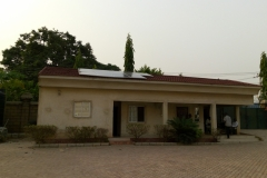 2.7KW Solar Installation at Port Harcourt, Rivers State