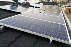 4KW Solar Installation At Jos Plateau State.