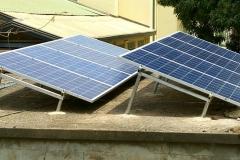 3KW Solar Installation at Uwani, Enugu State.