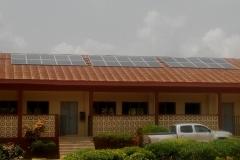 7.5kw Solar  installation at Abakaliki,  Ebonyi State.