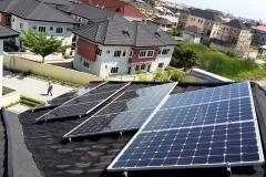 3kw Solar Installation at Abuja