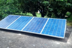 1kw Solar  installation at Awka, Anambra State