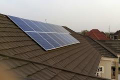 3.75KW Solar Installation at Calabar, Cross-river State
