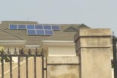 2.25KW Solar Installation at Enugu, Enugu State