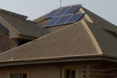 3KW Solar Installation at Enugu, Enugu State.