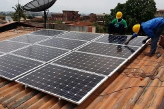 4kw  installation in Lagos