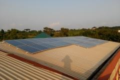 12kw installation at Nteje,  Anambra State