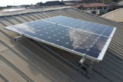 500w Solar installation at Owerri, Imo state
