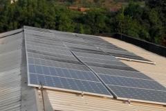 12kw installation at  Uturu  Abia State.